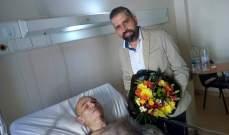 وفاة عازف الإيقاع جهاد محمد ضاهر