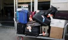 هل يجوز أن يضع مطار المغرب حقائب السفر تحت المطر لساعات؟