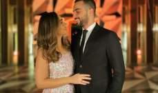 بالفيديو- محمد الشرنوبي يتحدث عن خطيبته راندا رياض وهي توجه له هذه الرسالة