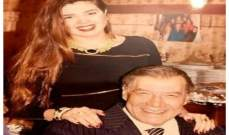 رانيا فريد شوقي توضح إن كان لوالدها الراحل شقيق توأم-بالصورة