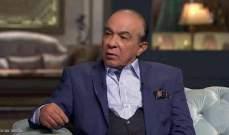 شريف منير ووفاء عامر وهاني رمزي ومحمد رمضان وغيرهم ينعون هادي الجيار