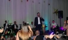 إيوان يحتفل برأس السنة مع جمهوره في تونس.. بالصور