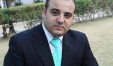 """بعد تغريد.. عمر الفاروق النخال يدخل عالم الرواية بـ""""أيلول بلادي"""""""