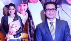 """في عرض """"خلاويص""""..أحمد عيد:الرقابة لا تقلقني..أيتن عامر:هذا ما جذبني للمشاركة في العمل"""
