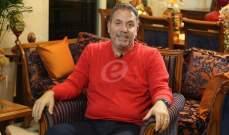 نادر خوري يغني برفقة إبنه لـ لبنان- بالفيديو