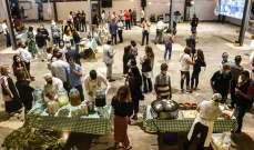"""في """"يوم الغذاء العالمي"""" ..بنك الغذاء اللبناني يكافح الجوع بمشروع المونة"""