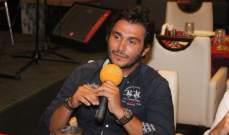 جورج الراسي: نادين الراسي أكثر مني شهرة وأحب بطيخ فارس كرم