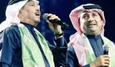 محمد عبده وراشد الماجد يجتمعان في الجنادرية 33 والموسيقار طلال السبب