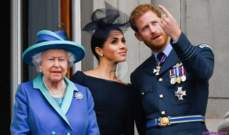 الملكة إليزابيث تمنع الأمير هاري وميغان ماركل من هذا الأمر للحفاظ على نظافة قصرها