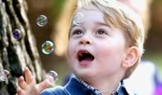 طفل الأمير هاري وميغان ماركل يستولي على لقب الأمير جورج
