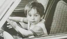 هل تستطيعون تخمين هوية هذا الطفل؟