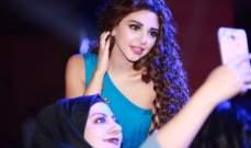 ميريام فارس تحيي حفلاً مميزاً في كردستان العراق.. بالصور