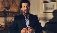 """هذه هي شخصية إياد نصار في """"الفيل الأزرق 2"""".. بالصورة"""