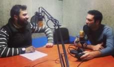 "وسام غسان صليبا :""سأكون الممثل رقم 1 في لبنان"""