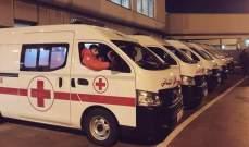تحية لمتطوعي الصليب الأحمر اللبناني على جهودهم الخيّرة لمواكبة المهرجانات