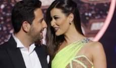 بالفيديو- هكذا كانت ردة فعل ريم السعيدي ووسام بريدي لحظة إكتشافهما حملها 