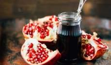 دبس الرمان نكهة لذيذة.. وتعرفوا على إستخداماته الغذائية والطبية