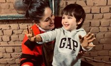 """كارينا كابور تستعرض وجبة إفطار إبنها """"تيمور"""" الصحيّة- بالصورة"""