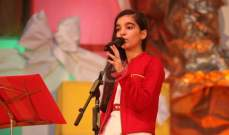 خاص- الفن يكشف عن أغنية الميلاد لـ كريستا ماريا أبو عقل..بالصوت