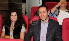 طوني أبو جودة وجمانة حداد في المسابقة السنويّة لفنّ الخطابة باللغة الإنجليزية