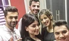 """مروان يوسف يهنئ حنان الخضر على مسلسلها الأول: """"مبروك لأحلى حنونة"""""""