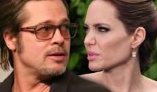 قبل طلاقهما... انجلينا جولي كانت تمنع براد بيت من النوم قربها بسبب رائحته