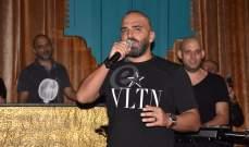 ناجي الأسطا: نحن لا نستسلم.. وجمهوري السوري يتفاعل بقوّة