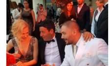 نيكول كيدمان تشارك بحفل رامي عياش في تركيا