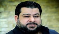 وفاة الفنان العراقي علي محيو