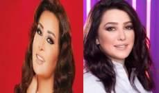 كندة علوش ولطيفة التونسية تجتمعان على حب لبنان
