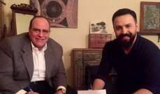 """صادق الصباح ينهي جدل تصريح تيم حسن وهذا ما كشفه عن """"الهيبة - الرد"""".. بالصورة"""