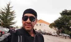 عصام كاريكا في لبنان.. هل أصبح مخطوباً؟