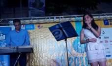 كريستا ماريا أبو عقل تغني الفيروزيات والفن الجميل بين بيروت وزحلة وبعلبك