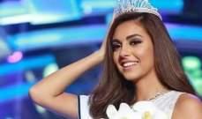 فاليري أبو شقرا فخورون بك وأتمنى أن تلتزمي بقضيتك على عكس الملكات السابقات
