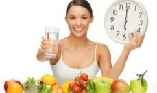 إتبعي برنامج الريجيم السريع لإنقاص وزنك 4 كيلوغرامات في 3 أيام