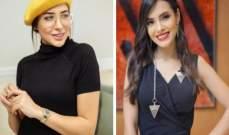 ساندي تتهم كارمن سليمان بسرقة حقوقها الفكرية-بالصور