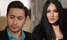 """حمادة هلال يشارك فرح يوسف بغناء """"أكذب عليك"""" ..بالفيديو"""