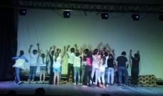 مسرح إسطنبولي يختتم مشروع تعزيز المهارات المسرحية..بالصور