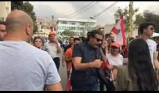 """سمير صفير يهين جويس عقيقي وهي ترد عليه :""""صرمايتي بتشرفك""""-بالفيديو"""