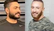 تامر حسني يطل كضيف شرف في مسلسل أحمد السقا وهكذا شكره الأخير