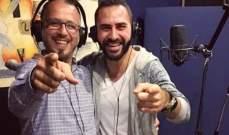 زياد خوري يضع اللمسات النهائية على أغنيته الجديدة.. بالصورة