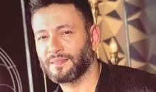 زياد برجي يتعرّض لموقف محرج على المسرح.. بالفيديو