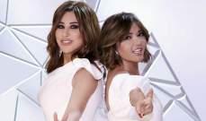 في عيد نجوى كرم.. سميرة سعيد تؤكد محبتها لها وصاحبة العيد ترد برقيّها المعتاد