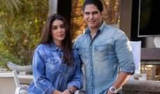 ياسمين صبري تمضي أوقاتاً ممتعة مع زوجها أحمد أبو هشيمة- بالصور