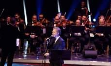 مروان خوري يعتذر عن جلسة خاصة بسبب مرضه