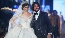 خاص بالصور- يسرا اللوزي عروس هاني البحيري وأبلة فاهيتا تنافس بوسي شلبي