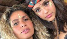 زينة عاشور تكسر الصمت وتعلّق على مرض إبنتها جنى عمرو دياب - بالفيديو