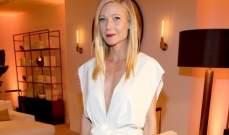 غوينيث بالترو تتألق بالزي الأبيض في لوس أنجلوس