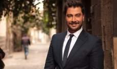 معتصم النهار محام دخل عالم التمثيل.. نجا من الموت وحقق أمنية العمل مع نادين نسيب نجيم
