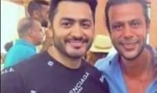 التطورات الصحية لـ تامر حسني ستحزن محمد إمام من دون شك!!